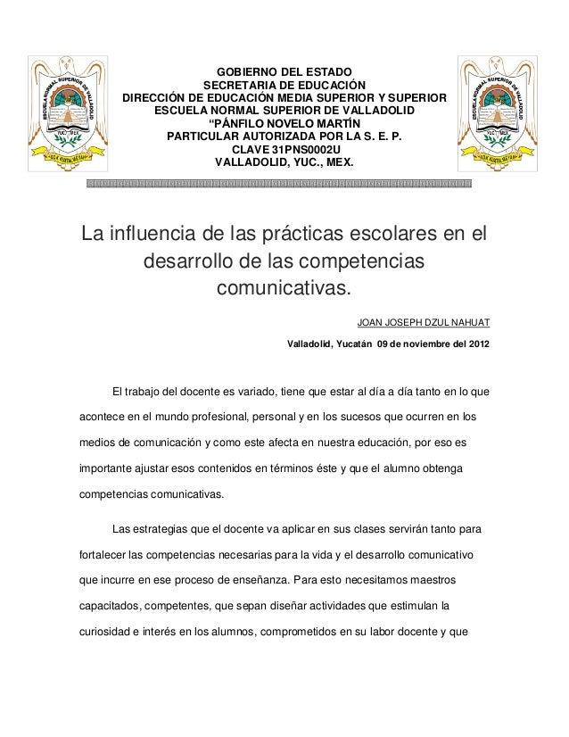 GOBIERNO DEL ESTADO                    SECRETARIA DE EDUCACIÓN        DIRECCIÓN DE EDUCACIÓN MEDIA SUPERIOR Y SUPERIOR    ...