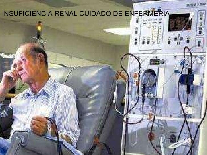 <ul><ul><li>Lic. Margarita Jatabe Castañeda </li></ul></ul>INSUFICIENCIA RENAL CUIDADO DE ENFERMERIA