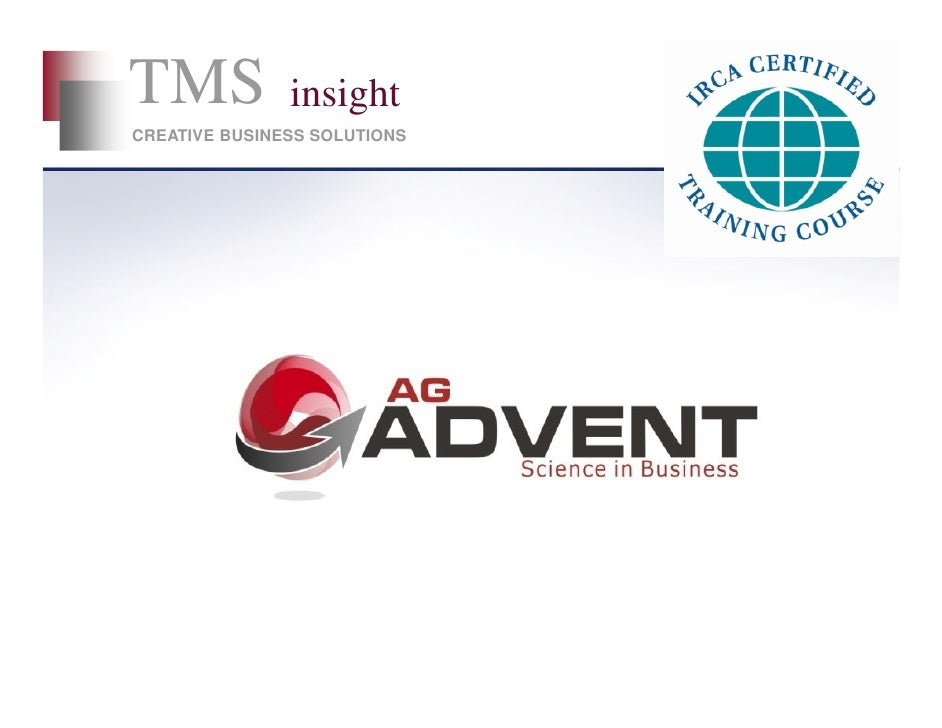 TMS            insight CREATIVE BUSINESS SOLUTIONS