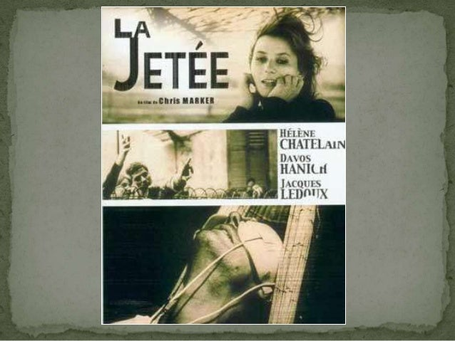 """La Jetée (French pronunciation: [la ʒəte, ʒte], """"The Jetty"""") is a 1962 French science fiction featurette by Chris Marker...."""