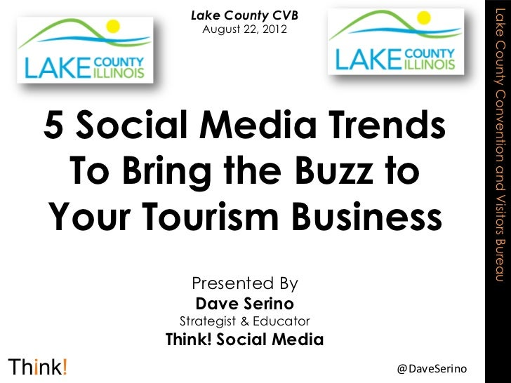 Lake County CVB Annual Meeting Workshop