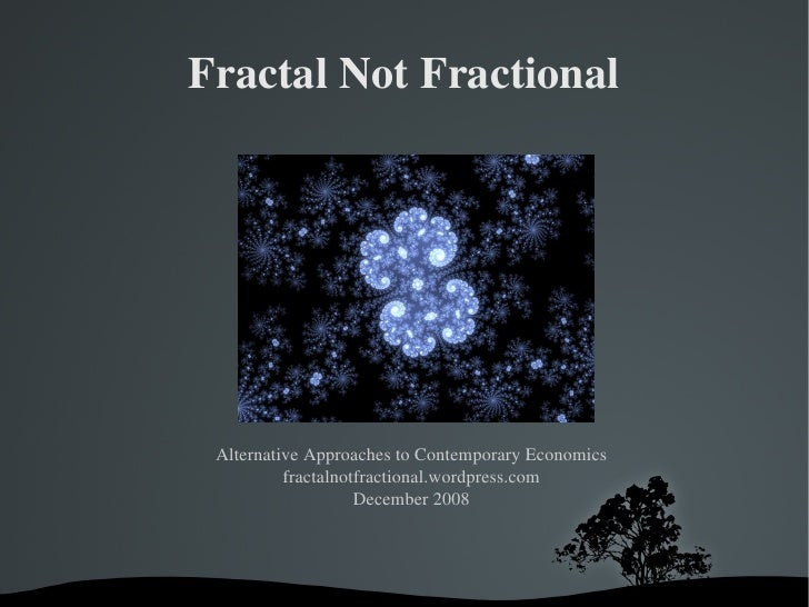 Free Lakota Bank: Fractal not Fractional Banking