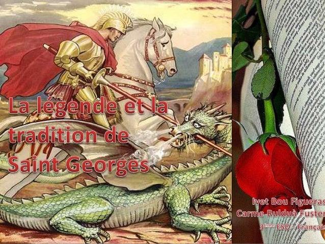 La légende de saint georges (1) ivet bou