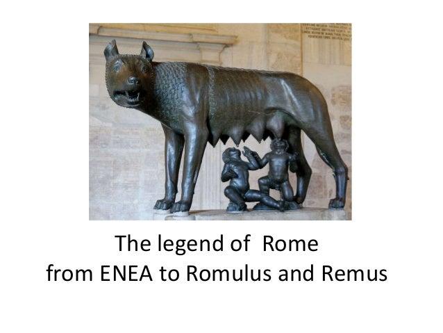 La leggenda di romolo e remo prima parte