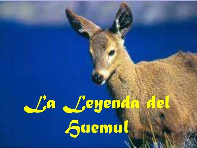 La Leyenda delHuemul