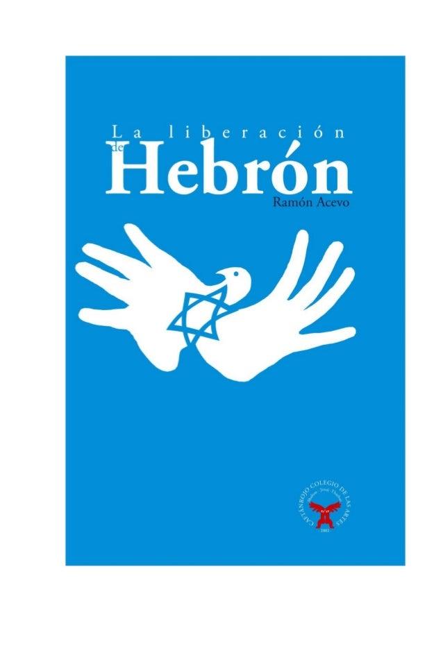 La liberación de hebrón epc