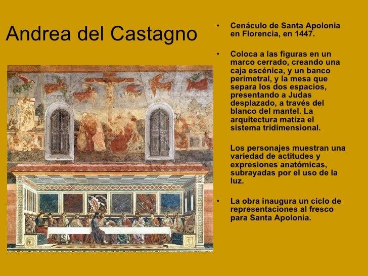 Andrea Del Castagno Ultima Cena Andrea Del Castagno