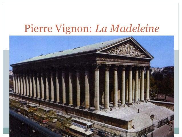 Pierre Vignon: La Madeleine