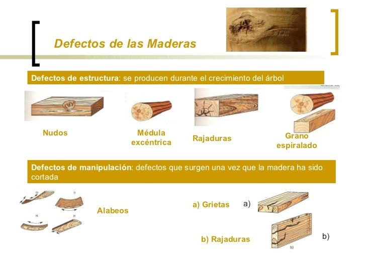 La madera for Vetas en la madera