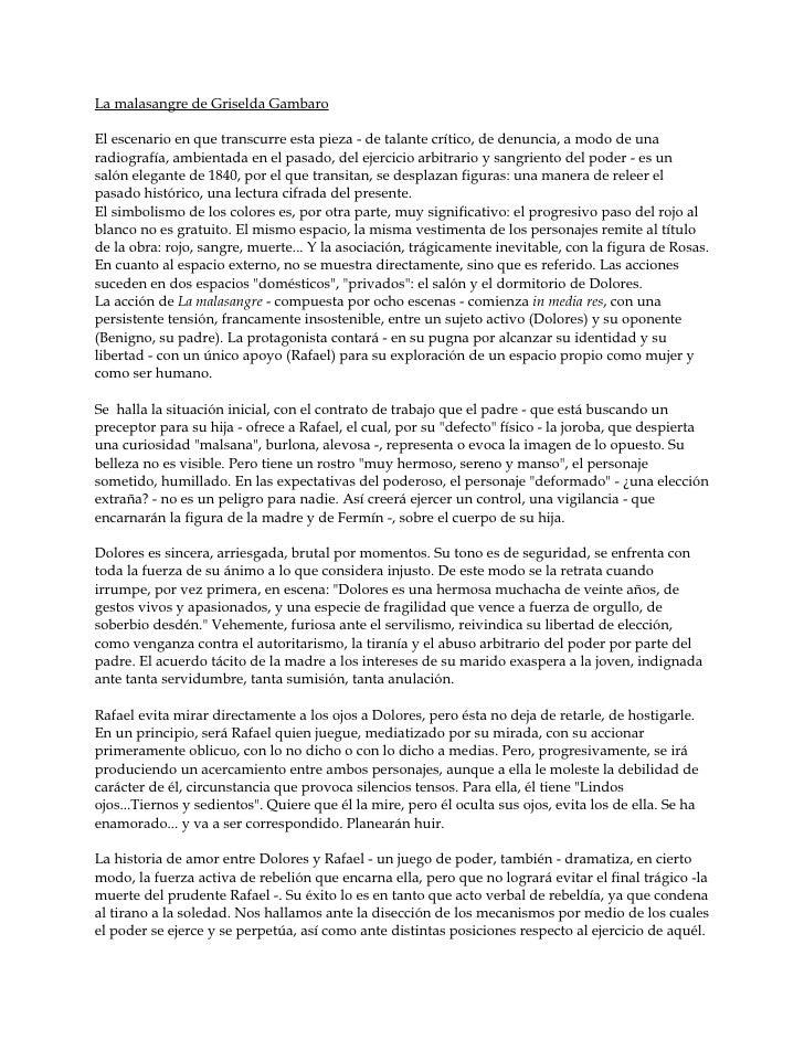 la malasangre libro pdf