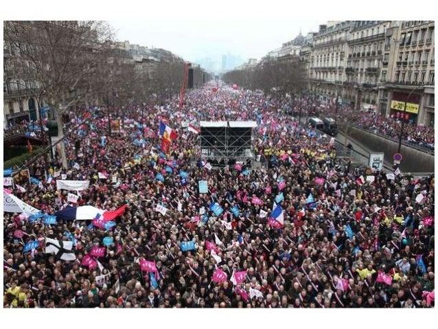 Manifestation contre les homosexuels