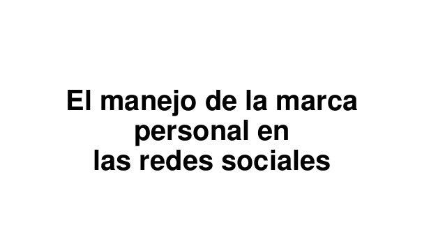 La marca personal en las redes sociales.docx