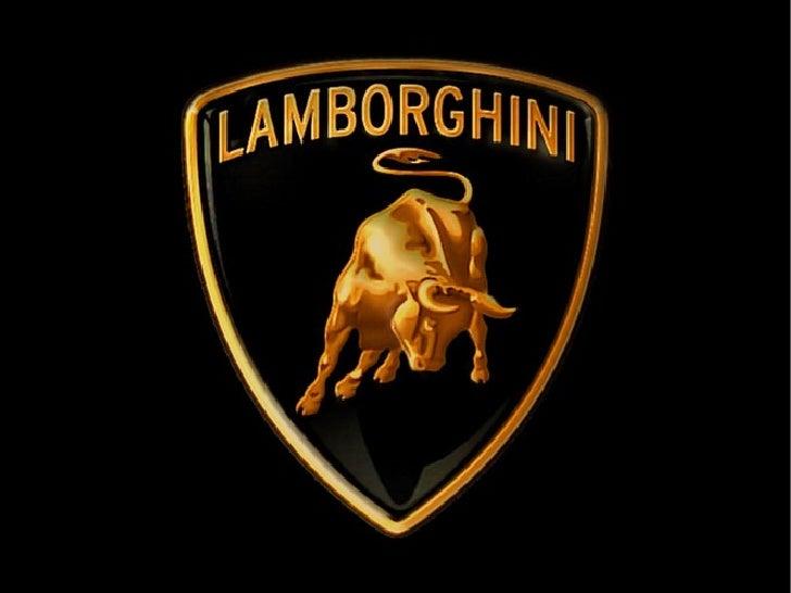 Lamborghini merkanalyse