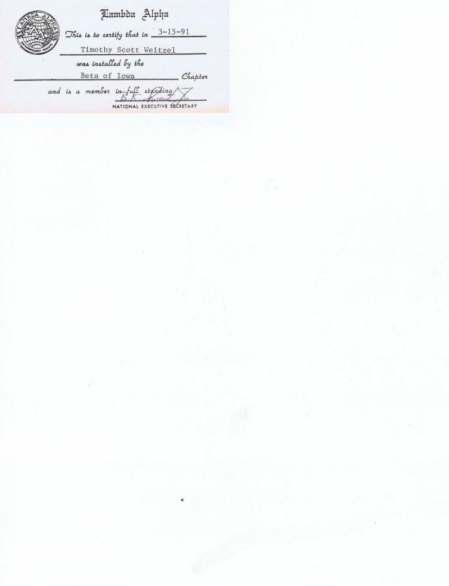 Llamda Alpha Card