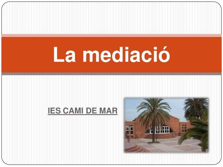 La mediació   hc (1)