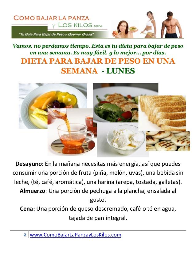 dieta para eliminar grasa localizada abdomen