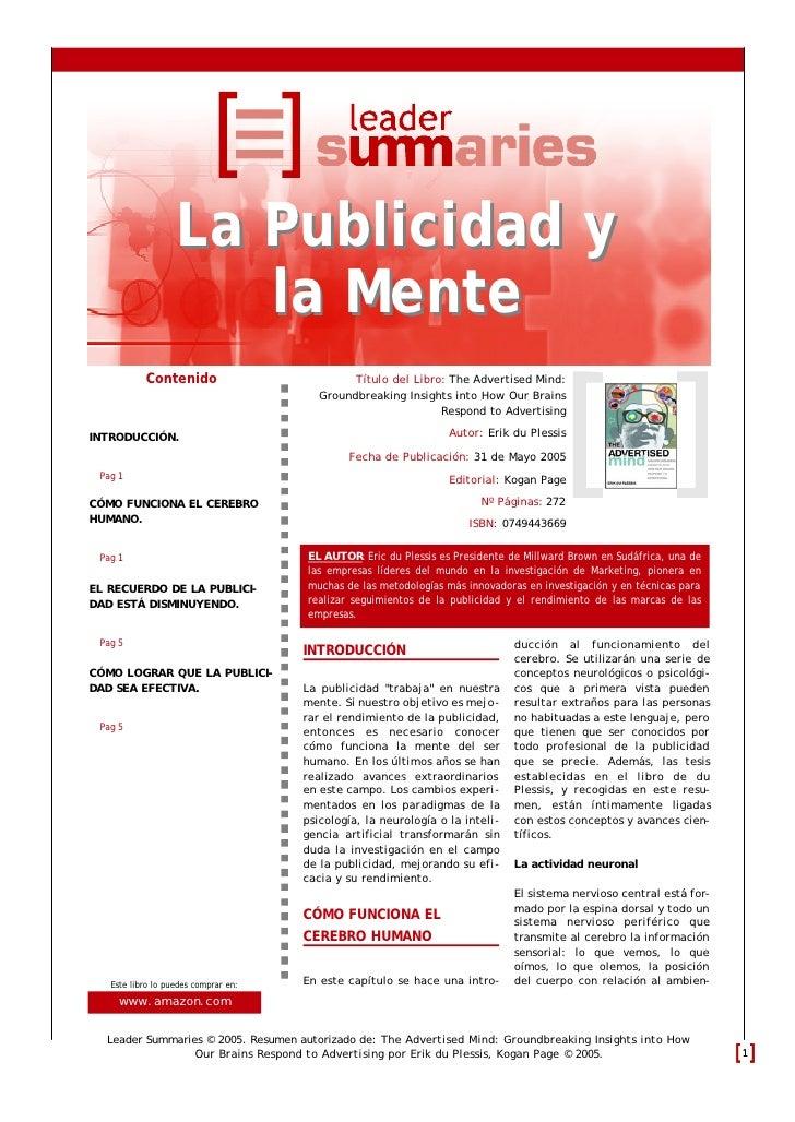 La mente y_la_publicidad