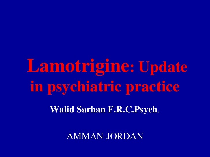 Lamitrogine