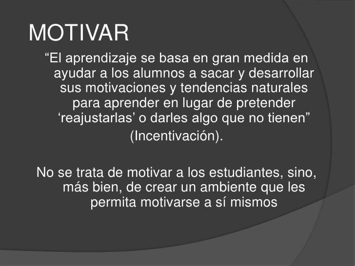 Frases motivadoras para estudiantes de secundaria - Imagui