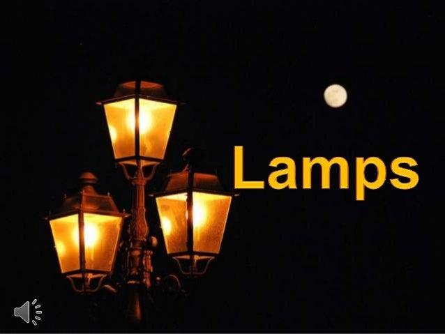 Lamps (v.m.)