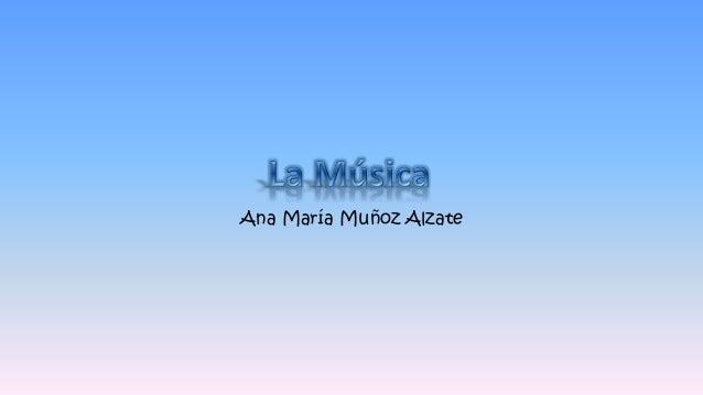 Ana María Muñoz Alzate