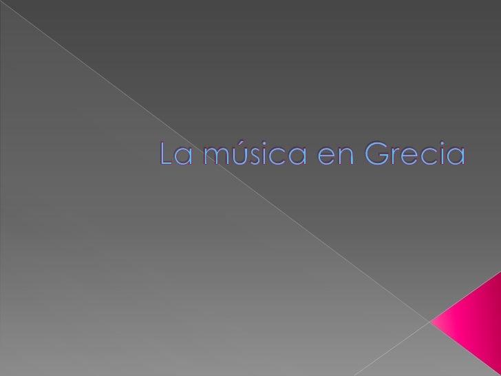  Organología Instrumentos de cuerda Instrumentos de viento Instrumentos de percusión La música en la sociedad