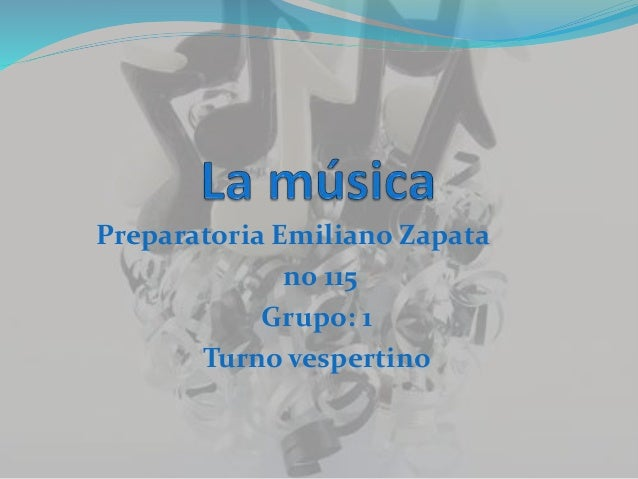 Preparatoria Emiliano Zapata n0 115 Grupo: 1 Turno vespertino