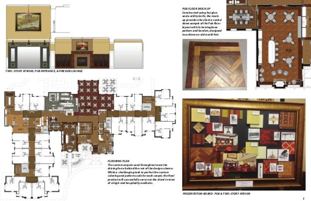 Interior design portfolio lana bates