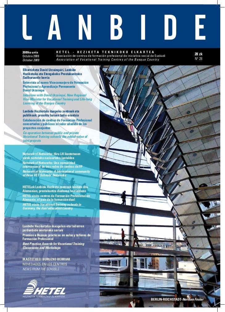 Revista Lanbide 2009