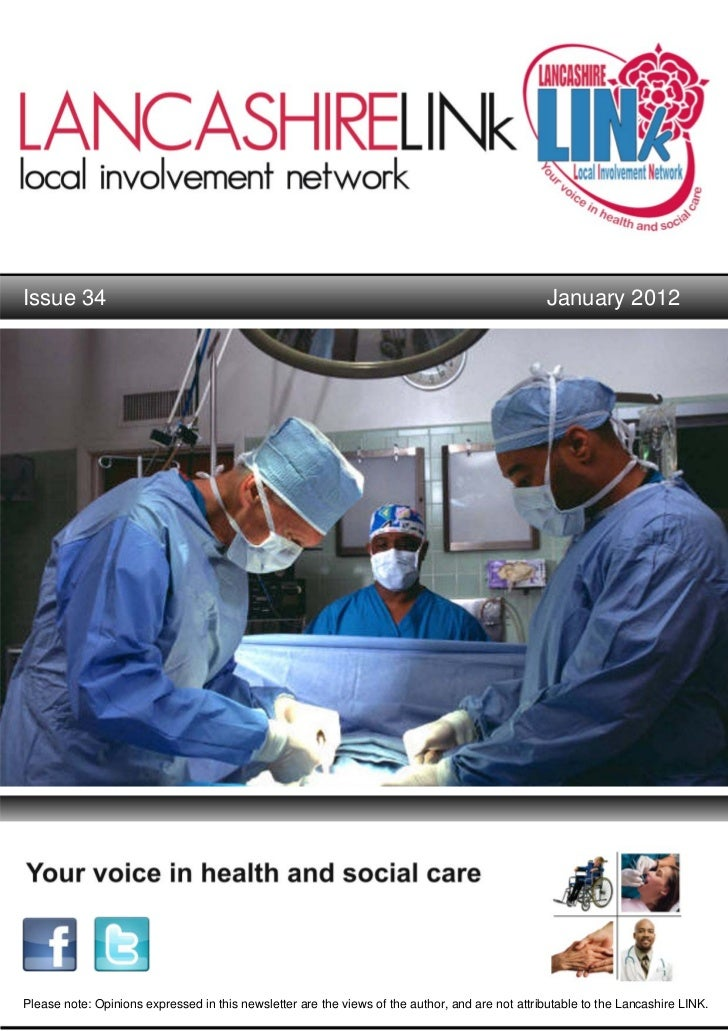 Issue 34                                                                                         January 2012Please note: ...