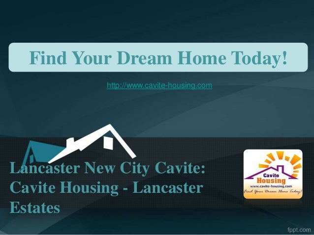 Lancaster New City Cavite Your Dream Home Today