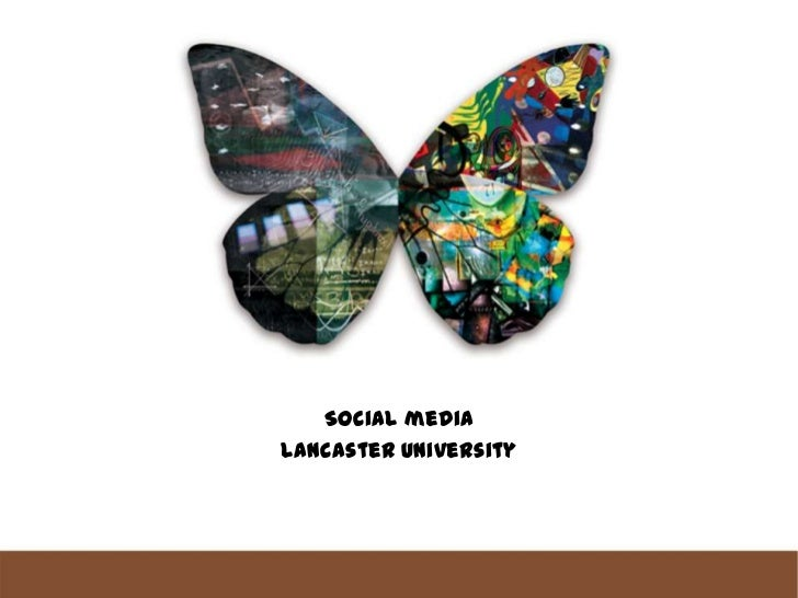A Student's Guide to Social Media