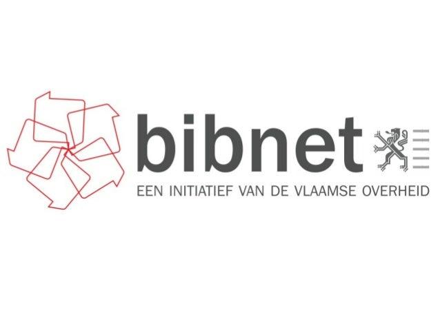 Lanceerdag Presentatie Bibnet