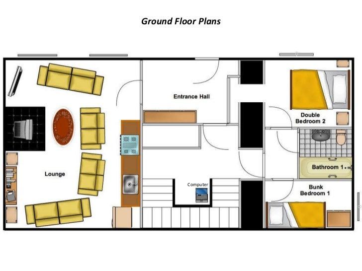 Ground Floor Plans Computer