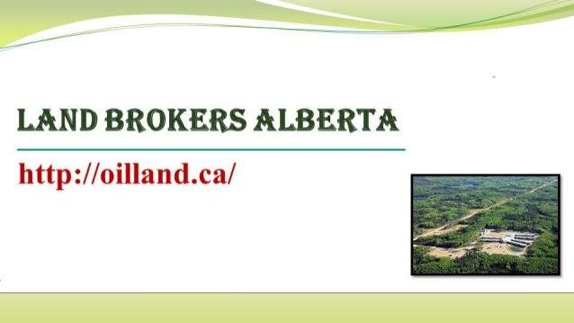 Land Brokers Alberta
