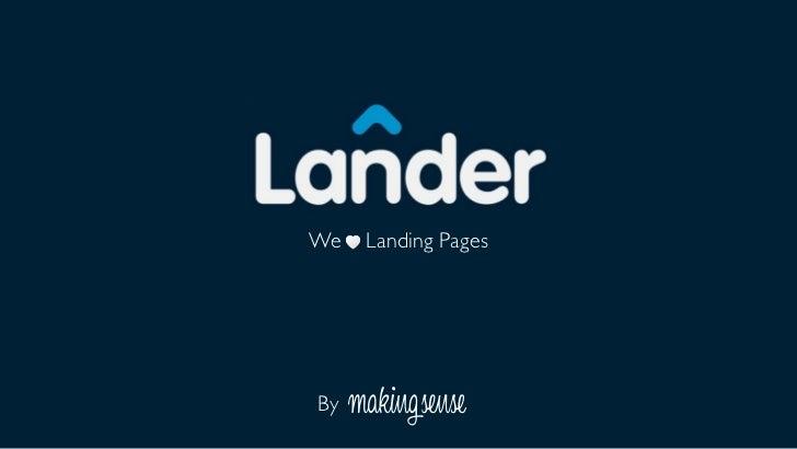 Lander   keynote - v1