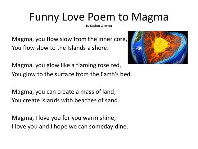 Landform poems. blt style