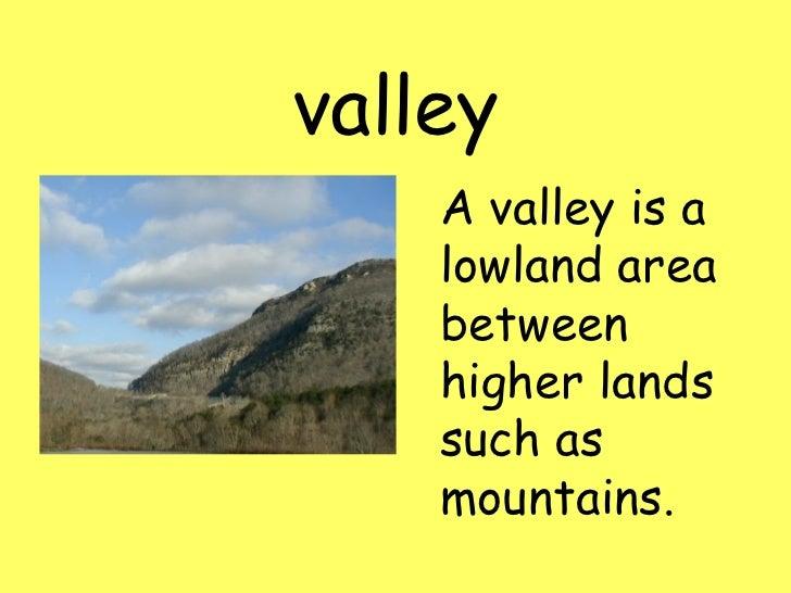 Landforms - Definition d un plateau ...