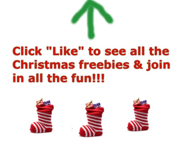 Christmas Gifts and Freebies