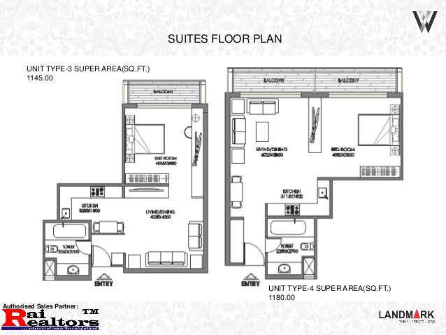 Landmark walkway66 9999913391 landmark walkway for Retail apartment plans