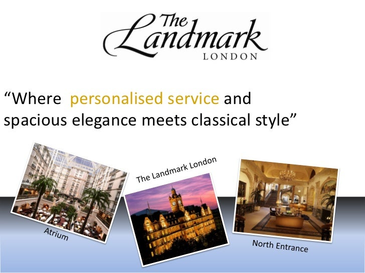 """""""Where personalised service andspacious elegance meets classical style"""""""