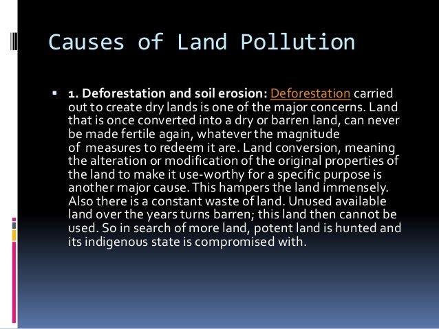 Land pollution hindi pa po tapos for Soil erosion meaning in hindi