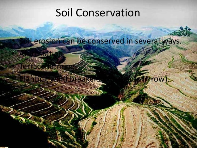 Land resources and soil for Meaning of soil resources