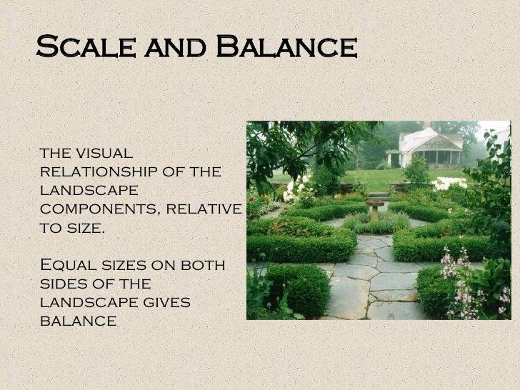 Landscape Design Principles Powerpoint | Home Design Ideas