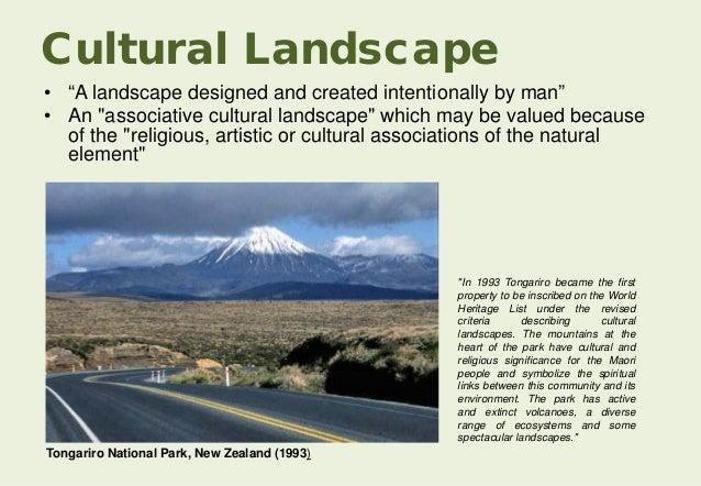 What Is Landscape? What Is Landscape Architecture? What Is Landscape