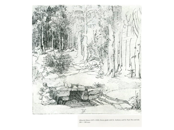 Example of landscape drawing for Example of landscape drawing