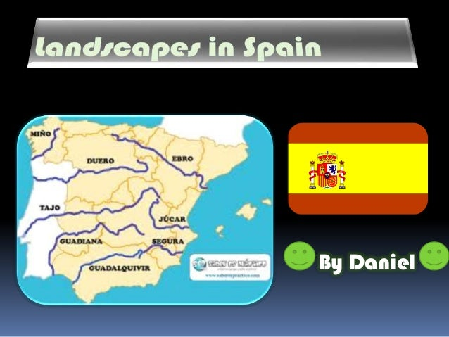 Landscapes in spain daniel-ortega