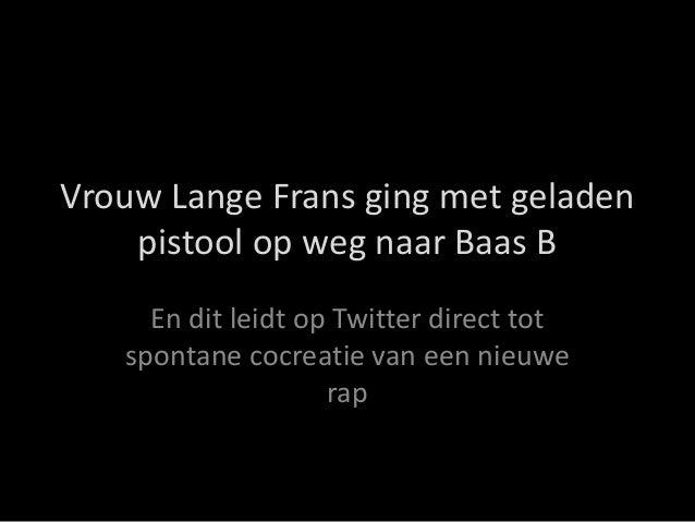 #Langefrans