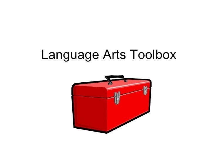 Language Arts Toolbox