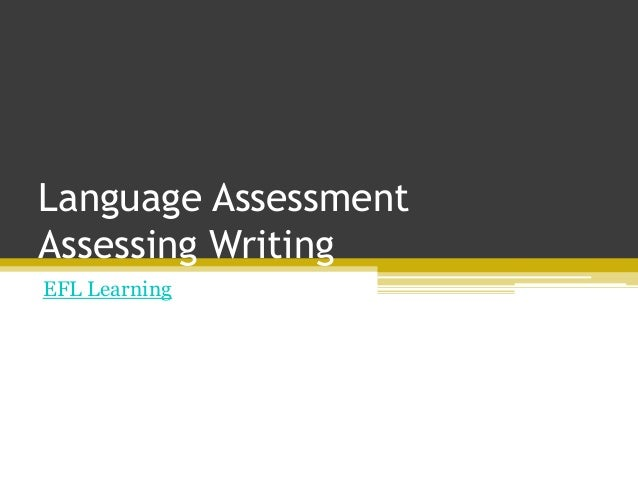 Supporting English Language Learners with Formative Assessments